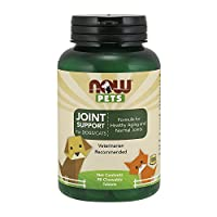 NOW, Pets Joint Support (Cats & Dogs) 90 gels