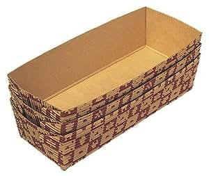 贝印 Kai 纸制 磅蛋糕型模具 3个组合装 DL-0512