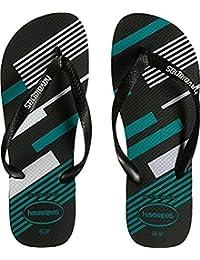 havaianas 男式 Trend GEO 凉鞋