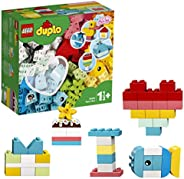 LEGO 乐高 Duplo 得宝系列 Idea 心形创意积木盒<ハート>