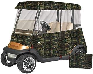 Greenline 2 Passenger Drivable Golf Cart Enclosure