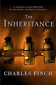 """The Inheritance: A Charles Lenox Mystery (Charles Lenox Mysteries Book 10) (English Edition)"",作者:[Finch, Charles]"