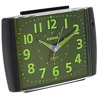 CASIO(卡西欧)模拟闹钟 标准型 黑色金属TQ-379-2JF