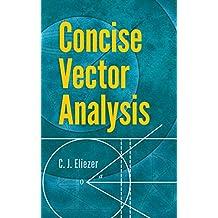 Concise Vector Analysis (Dover Books on Mathematics) (English Edition)
