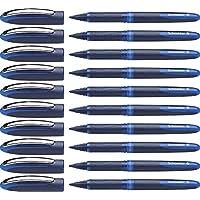 Schneider 施耐德 One Business 中性笔,10支装,液体墨水,不可换芯 蓝色