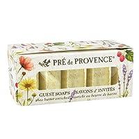 Pre' de Provence Shea Butter Enriched Guest Soap Gift Set