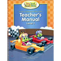 Sing, Spell, Read, and Write Level One Raceway Annotated Teacher Edition 2004c