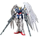 BANDAI Hobby 玩具模型 RG 飞翼高达零式1:140 比列