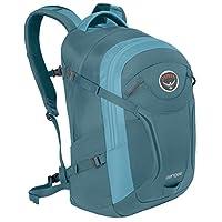 Osprey 中性 近地 Celeste 29 蓝色 均码 双肩背包 户外旅行耐用徒步城市日用背包电脑包放15寸笔记本防泼水 三年质保终身维修(两种LOGO随机发)【城市系列】