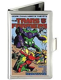 Transformers Animated TV Series Dawn of the Devastators Business Card Holder