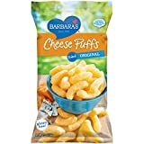 Barbara's Cheese Puffs, Baked Original, 5.5 Ounce (Pack of 12)