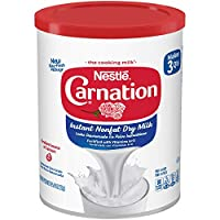 Carnation Instant Nonfat Dry Milk, 6 Count