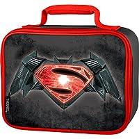 Thermos 软午餐套件 蝙蝠侠 V 超人(款式可能不同) 594161-N25093006