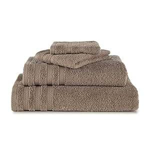 Martex 埃及棉,带快干毛巾 卡其色 Hand Towel 079465053289