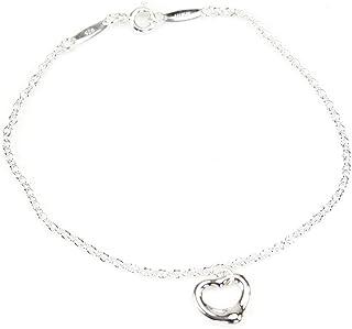 Tiffany & Co 蒂芙尼 純銀 迷你手鏈 Elsa Peretti 23318768