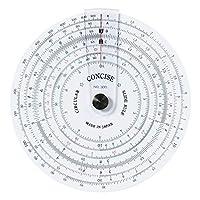 CONCESS 规尺 圆形计算尺 300