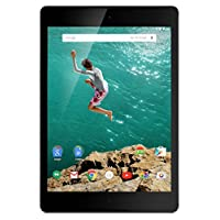 Google Nexus 9 Tablet (8.9-Inch, 32 GB, Black, Wi-Fi Only)