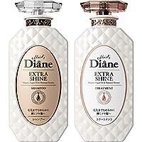 Moist Diane黛絲恩 Prefect Beauty Extra Shine 洗發水&護發素套裝 フローラル 450ml×2 ボトルセット