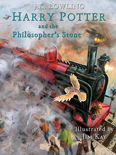 用铲的人缩略图像 - Harry Potter and the Philosopher's Stone: Illustrated [Kindle in Motion] (Illustrated Harry Potter Book 1) (English Edition) 对应 1