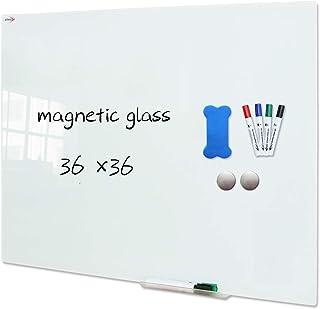玻璃白擦板 36x36