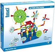 PlayMonster Lauri Action-堆高机 - 大组建玩具套装