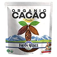 Happy Andes Organic Cacao Powder | 2.5 lbs