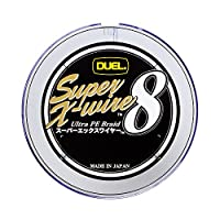 决斗 (duel) PE 线 スーパーエックスワイヤー 8(Super X - 接线8)