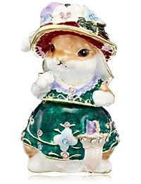 [PIEARTH] PIEARTH 首饰盒 兔子 妇女 414-1