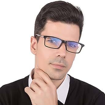 JIMMY ORANGE 中性 护目镜电脑 眼镜框专业防蓝光抗疲劳防辐射时尚板材全框光学眼镜架平光眼镜 JO7600G/BBK 亮黑色 53mm