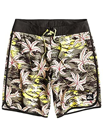 Quiksilver 男士 Back The Pack Boardshort Armed 38