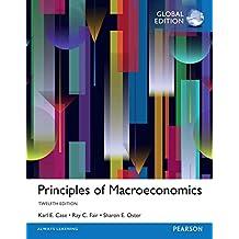 Principles of Macroeconomics, Global Edition (Psychology Express) (English Edition)