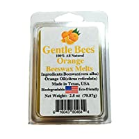Gentle Bees Orange Beeswax Melts