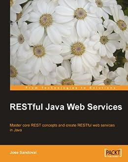 """RESTful Java Web Services (English Edition)"",作者:[Sandoval, Jose]"