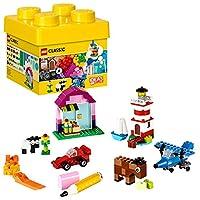 LEGO 乐高  拼插类 玩具  LEGO Classic 经典系列 经典创意小号积木盒 10692 4-99岁 积木