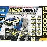 LISCIANI 太阳能机器人构造 - MULTIROBOT 14 型号 SOLAR ENERGY/MOVEMENT-73252, 73252, 多色