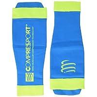 Compressport 中性 R2V2绑腿压缩腿套跑步小腿套CS护腿马拉松运动袜 CS-R2V2