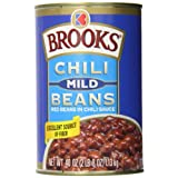Brooks Chili Beans 保护性头盔 40 Ounce (Pack of 12)