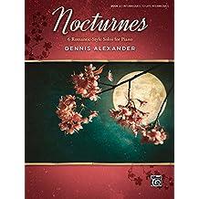 Nocturnes: 6 Romantic-style Solos for Piano