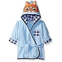 Hudson Baby 动物脸连帽浴袍 Nerdy Fox 0-9 个月