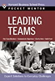 Leading Teams: Expert Solutions To Everday Challenges