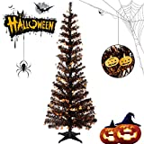 Hydream 圣诞树 Halloween Tree-pumpkin 5ft
