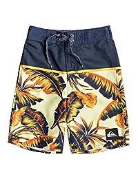 Quiksilver Little Everyday Noosa 男孩 14 沙滩裤游泳裤