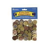 Learning Resources Euro 硬币套装(100 件套)