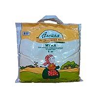 Aieuka艾利客小麦粉5kg(俄罗斯进口)