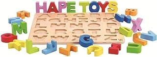 Hape Alphabet Happy Puzzle