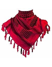 KINGREE *霸王战术沙漠 * 棉 Keffiyeh 围巾包裹,Shemagh 头巾,阿拉伯围巾
