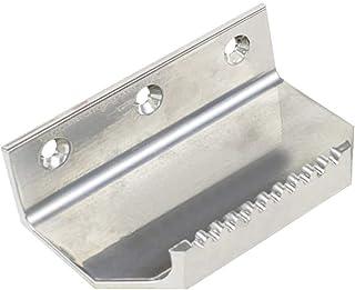 Saim 脚操作门开门器,免触式卫生扶手拉门开门器 3 PCS 银色
