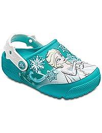 Crocs 中性童 时装凉鞋 Crocs FL Frozen Lights Clog K 205012
