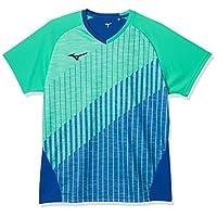 Mizuno 美津浓 羽毛球服 比赛衫 短袖 72MA0005