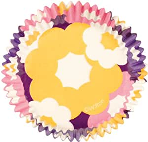 Standard Baking Cups-Retro Floral 75/Pkg